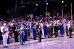 2015 Musikkapelle Ga.-Pa. in Oman Auftritt (9) Finale