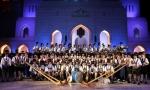 2015 Musikkapelle Ga.-Pa. in Oman Gruppenfoto (1)