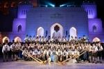 2015 Musikkapelle Ga.-Pa. in Oman Gruppenfoto (4)